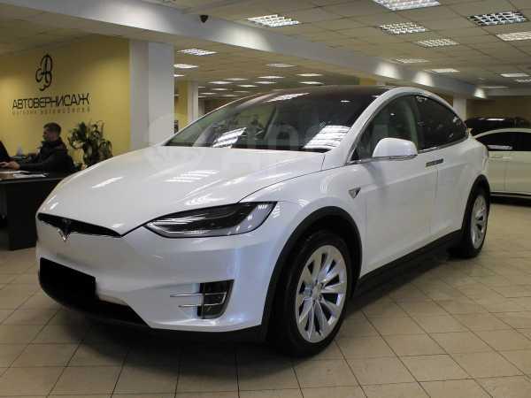 Tesla Model X, 2017 год, 11 800 000 руб.