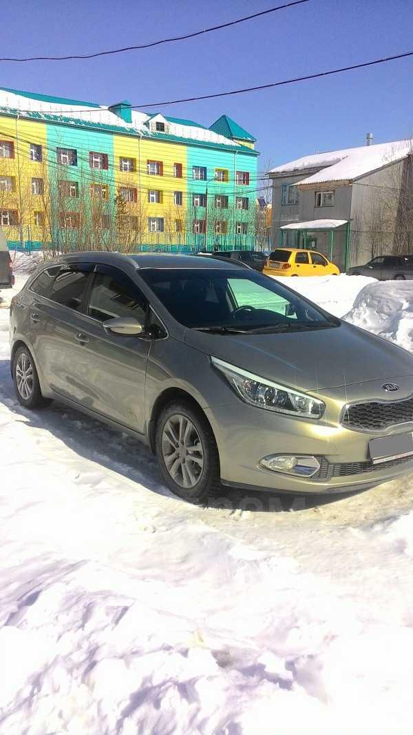 Kia Ceed, 2014 год, 800 000 руб.