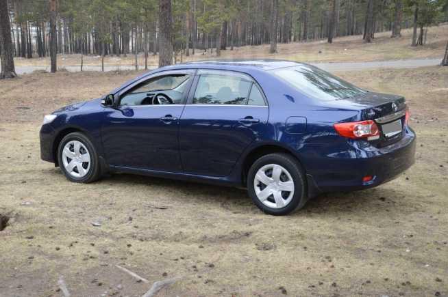 Toyota Corolla, 2011 год, 713 000 руб.