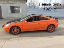 Toyota Celica, 2001 г., Новосибирск