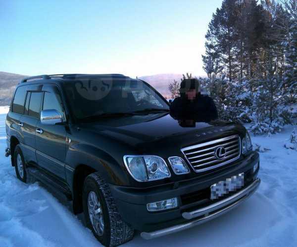 Lexus LX470, 2007 год, 1 650 000 руб.