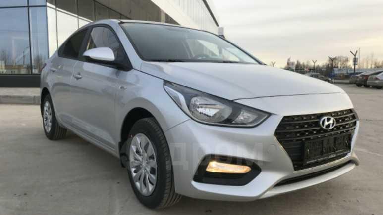 Hyundai Solaris, 2017 год, 799 000 руб.