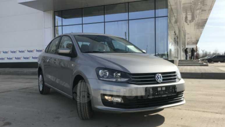 Volkswagen Polo, 2017 год, 749 000 руб.