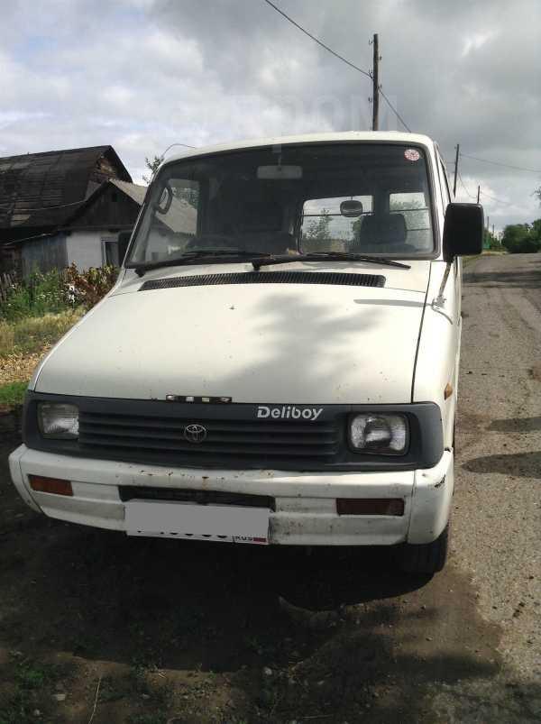Toyota Deliboy, 1992 год, 200 000 руб.