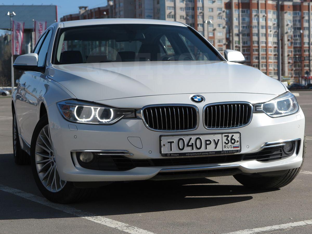 bmw 3 серии цены на автомобили 2013 года