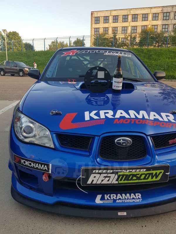 Subaru Impreza WRX STI, 2007 год, 849 999 руб.