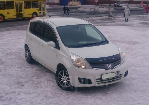 Nissan Note, 2009 год, 411 000 руб.
