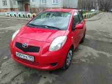 Toyota Yaris, 2005 г., Омск