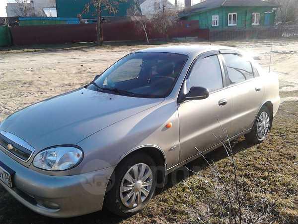Chevrolet Lanos, 2008 год, 195 000 руб.