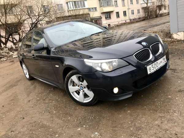 BMW 5-Series, 2006 год, 435 000 руб.