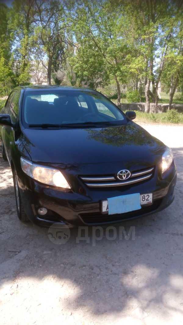 Toyota Corolla, 2009 год, 630 000 руб.