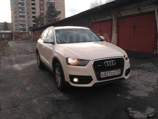 Audi Q3, 2013 год, 1 170 000 руб.