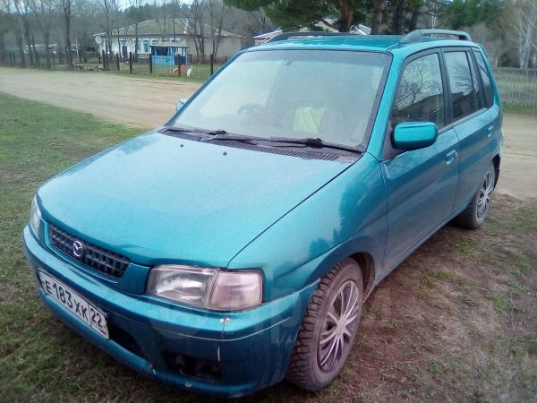 Mazda Demio, 1997 год, 200 000 руб.