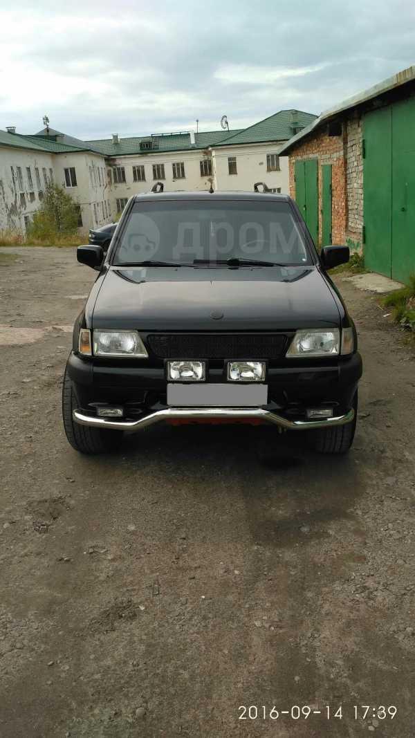 Opel Frontera, 1996 год, 270 000 руб.