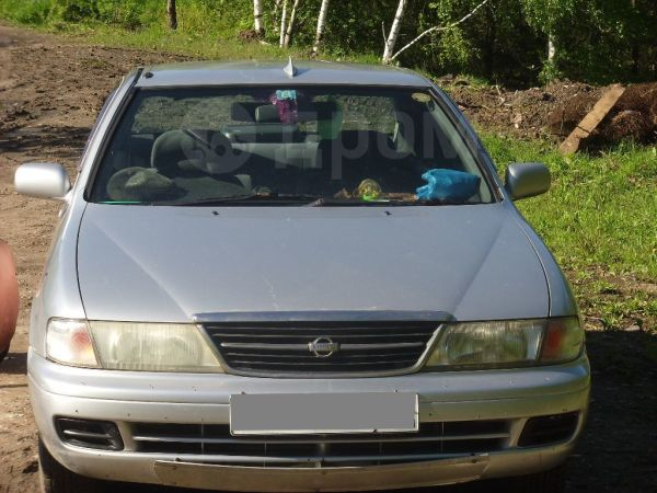 Nissan Sunny, 1990 год, 170 000 руб.