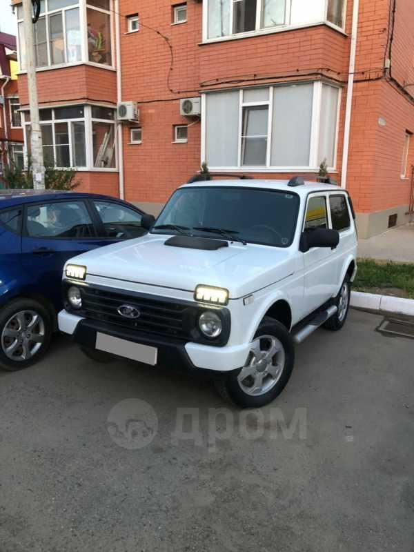 Лада 4x4 Урбан, 2016 год, 350 000 руб.