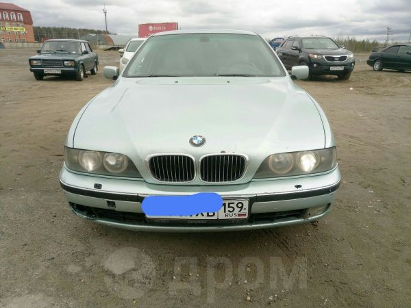 BMW 5-Series, 1999 год, 260 000 руб.
