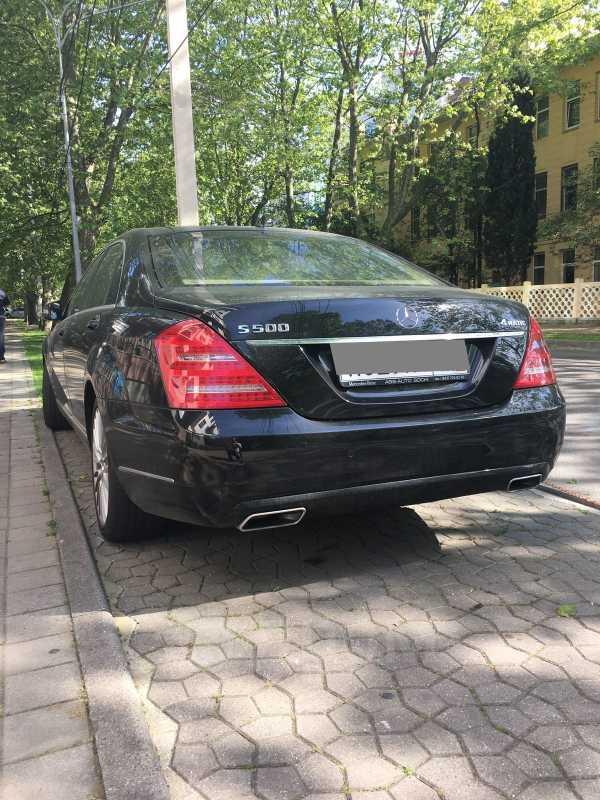 Mercedes-Benz S-Class, 2010 год, 1 800 000 руб.