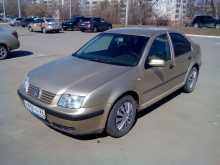 Volkswagen Bora, 2001 г., Барнаул