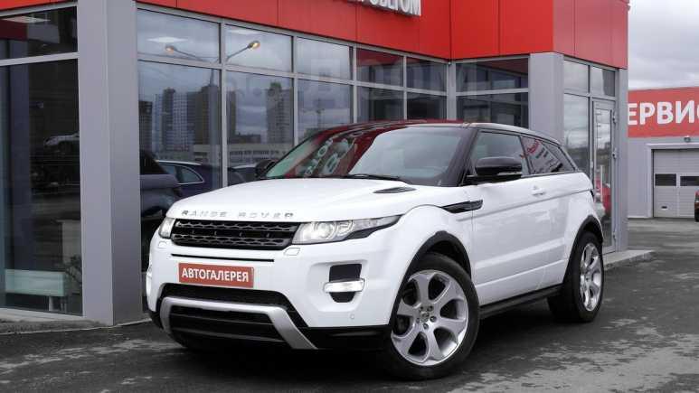 Land Rover Range Rover Evoque, 2012 год, 1 290 000 руб.