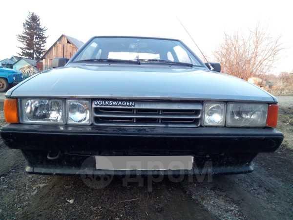Volkswagen Scirocco, 1986 год, 80 000 руб.