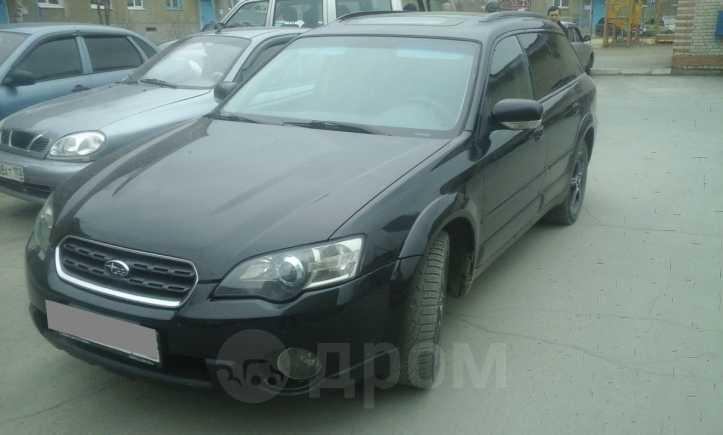 Subaru Outback, 2004 год, 399 000 руб.