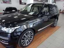 Пятигорск Range Rover 2013