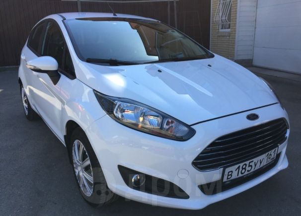 Ford Fiesta, 2016 год, 540 000 руб.