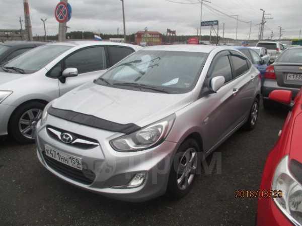 Hyundai Solaris, 2011 год, 399 000 руб.