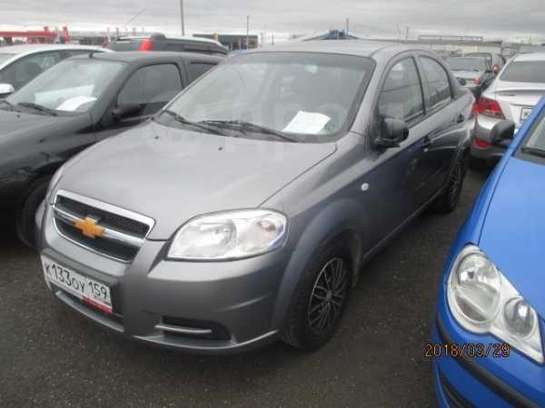 Chevrolet Aveo, 2011 год, 287 000 руб.