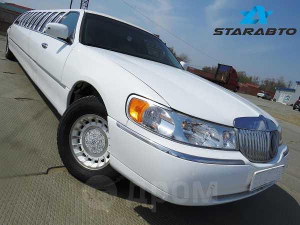 Lincoln Town Car, 2000 год, 377 000 руб.