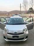 Toyota Ractis, 2013 год, 520 000 руб.