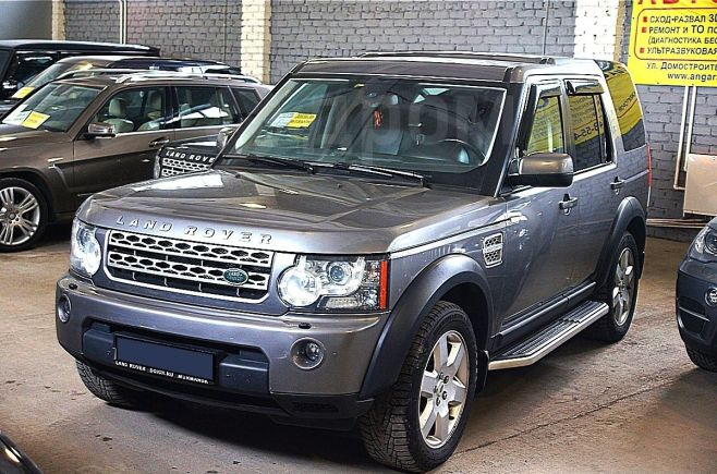 Land Rover Discovery, 2010 год, 1 120 000 руб.