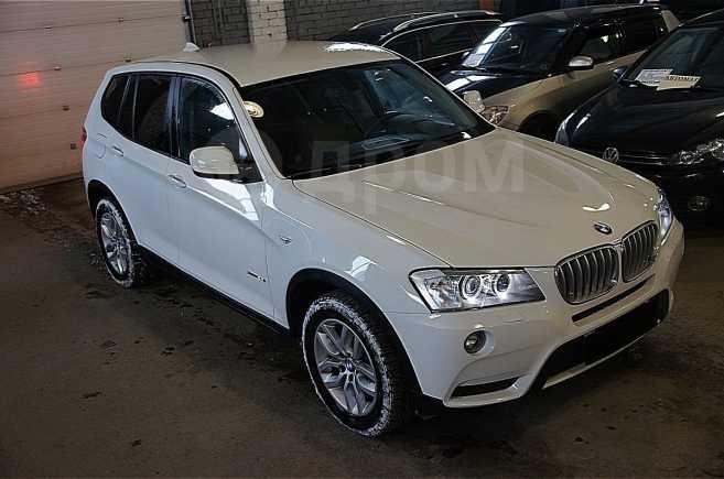BMW X3, 2013 год, 1 390 000 руб.