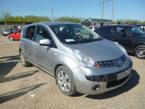 Nissan Note, 2006 год, 320 000 руб.