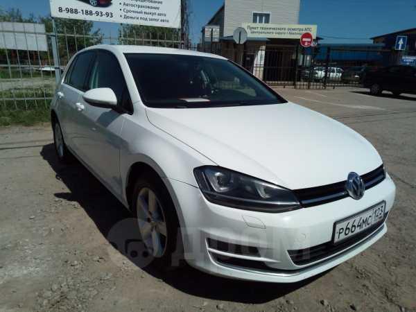 Volkswagen Golf, 2013 год, 785 000 руб.