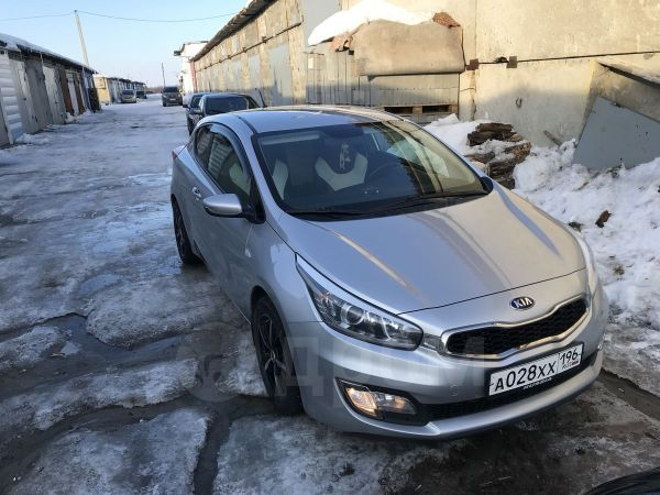 Kia cee'd, 2013 год, 620 000 руб.