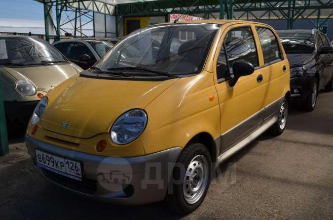 Daewoo Matiz, 2015 год, 265 000 руб.