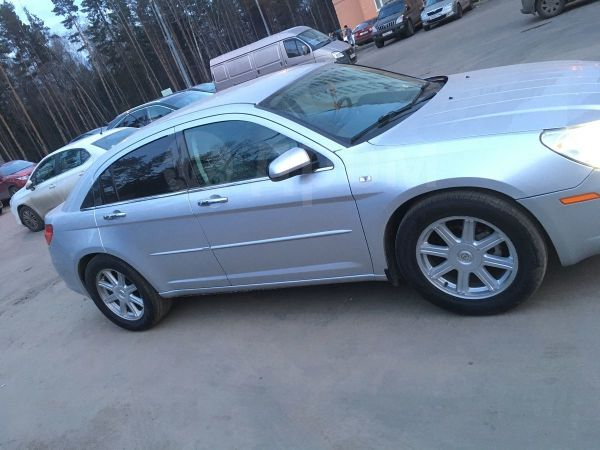 Chrysler Sebring, 2007 год, 370 000 руб.
