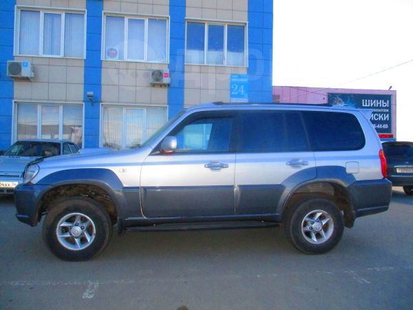 Hyundai Terracan, 2001 год, 380 000 руб.