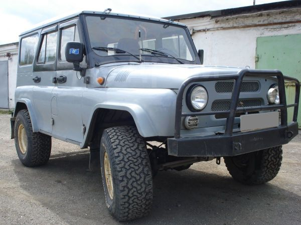 УАЗ 3151, 2002 год, 255 000 руб.