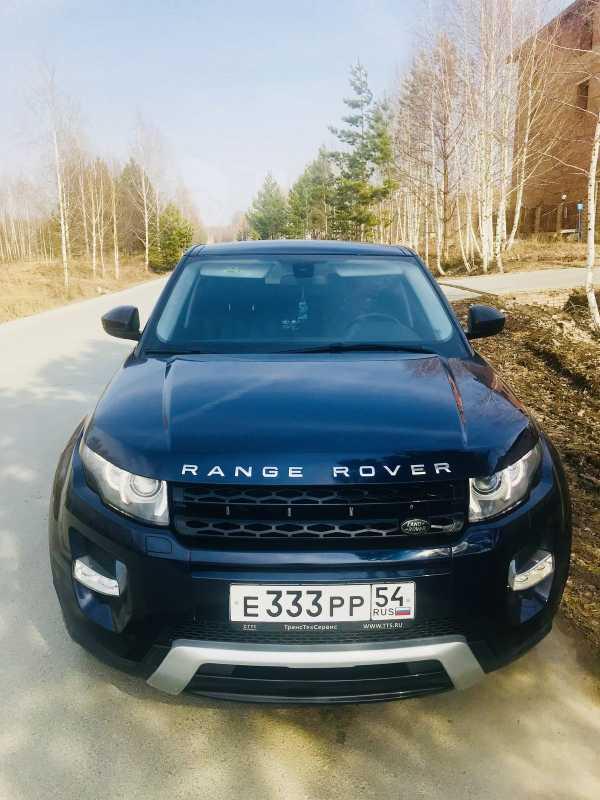 Land Rover Range Rover Evoque, 2014 год, 1 760 000 руб.