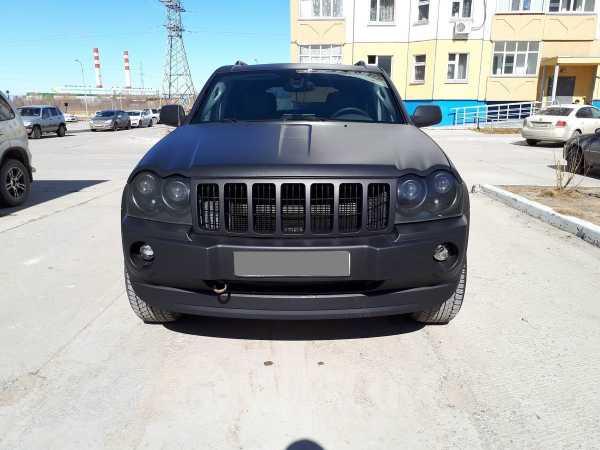 Jeep Grand Cherokee, 2004 год, 650 000 руб.