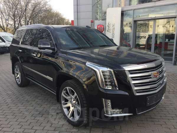 Cadillac Escalade, 2016 год, 3 990 000 руб.