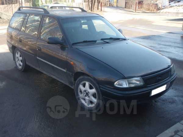 Opel Astra, 1997 год, 89 000 руб.