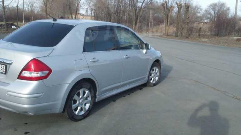 Nissan Tiida, 2012 год, 399 000 руб.