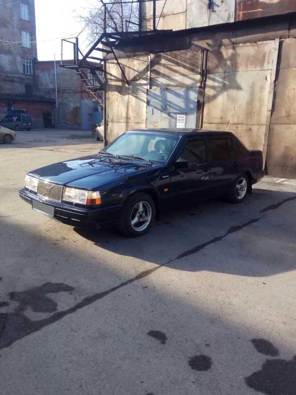 Volvo 940, 1992 год, 155 000 руб.