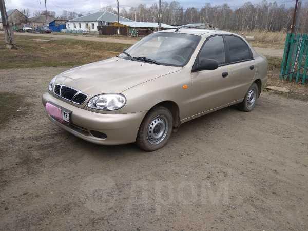 ЗАЗ Шанс, 2011 год, 130 000 руб.