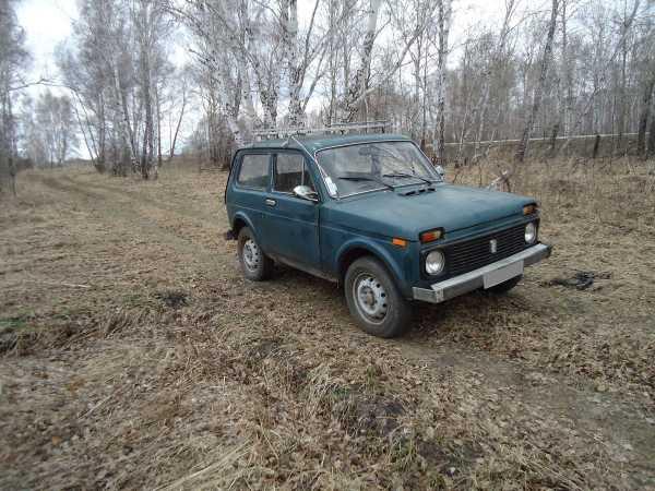 Лада 4x4 2121 Нива, 1984 год, 35 000 руб.