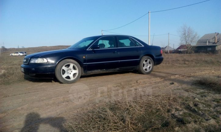 Audi A8, 1998 год, 160 000 руб.